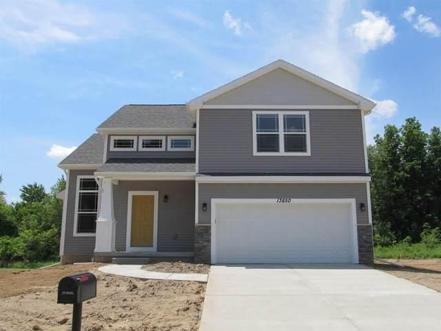 163 Nicole Dr, Brooklyn, MI 49230 (MLS #202100109) :: The BRAND Real Estate