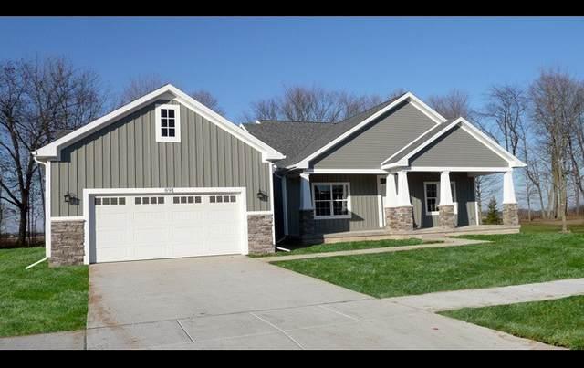 155 Nicole Dr, Brooklyn, MI 49230 (MLS #202100111) :: The BRAND Real Estate