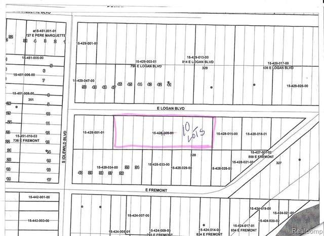 0000 Logan, Idlewild, MI 49642 (MLS #2210016694) :: The BRAND Real Estate