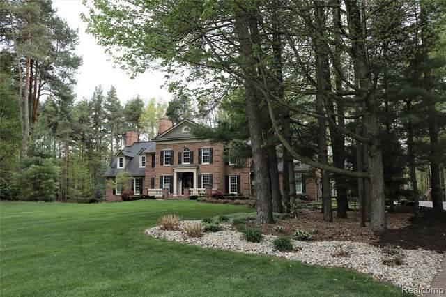 1280 Pine Dr, Ortonville, MI 48462 (MLS #2210008619) :: The BRAND Real Estate