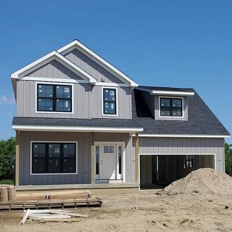 10501 Cobblestone Blvd, Davison, MI 48423 (MLS #2210022391) :: Kelder Real Estate Group