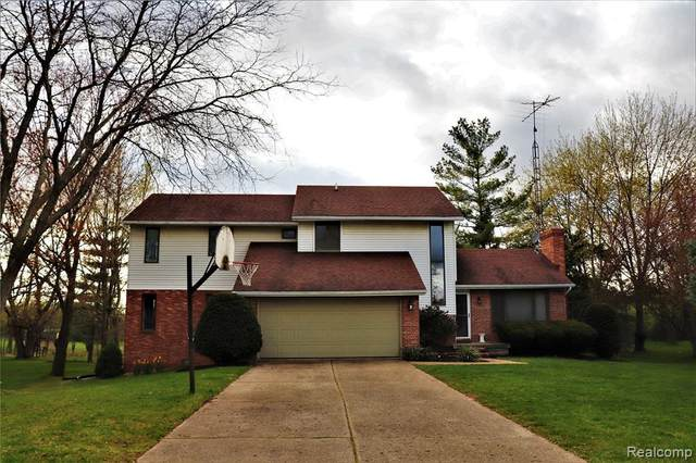 2181 Nandi Hills Dr, Swartz Creek, MI 48473 (MLS #2210023192) :: The BRAND Real Estate