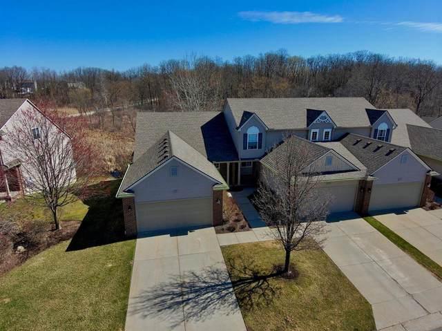 400 Newberry Ln, Howell, MI 48843 (MLS #3279313) :: The BRAND Real Estate