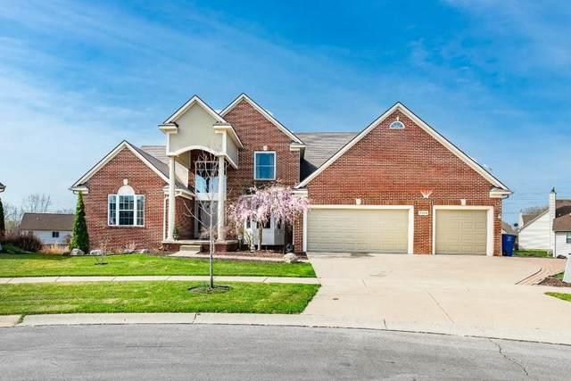 2254 Woodhaven Ct, Ann Arbor, MI 48105 (MLS #3280027) :: The BRAND Real Estate