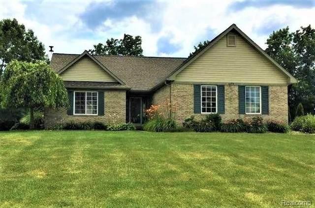 1175 Deer Creek Trl, Grand Blanc, MI 48439 (MLS #2210024681) :: The BRAND Real Estate
