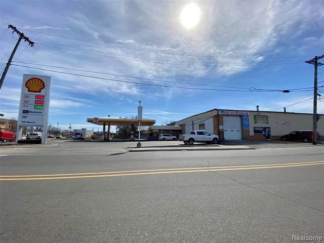14201 Prospect St, Dearborn, MI 48126 (MLS #2210019509) :: The BRAND Real Estate