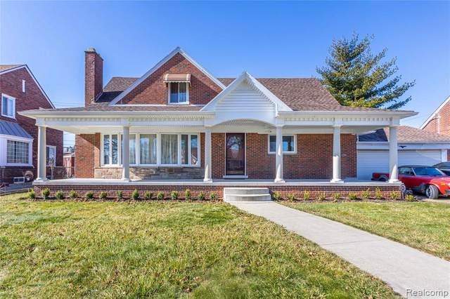 7251 Littlefield, Dearborn, MI 48126 (MLS #2210025837) :: The BRAND Real Estate