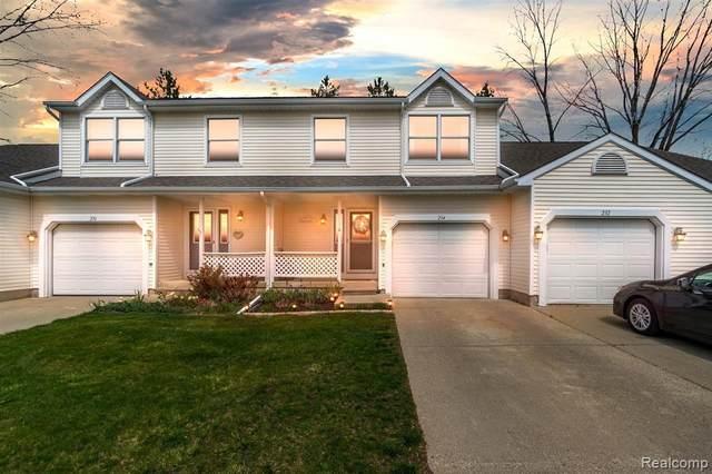234 Meadow Pointe Dr, Fenton, MI 48430 (MLS #2210026085) :: The BRAND Real Estate