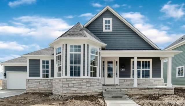 19406 Rachael Dr, Macomb, MI 48042 (MLS #2210026310) :: The BRAND Real Estate