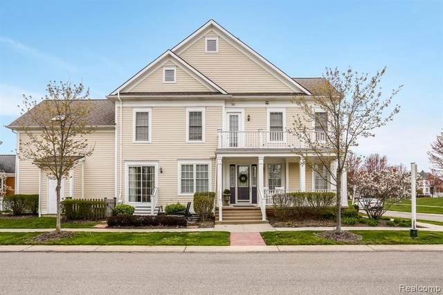 50037 Monroe St, Canton, MI 48188 (MLS #2210026348) :: The BRAND Real Estate
