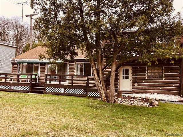 4757 Northway Dr, Attica, MI 48412 (MLS #2210026395) :: The BRAND Real Estate