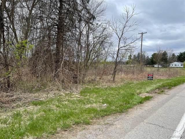 0 N Seymour Rd, Flushing, MI 48433 (MLS #2210026391) :: The BRAND Real Estate