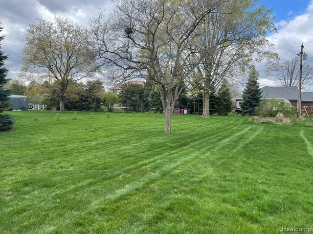 0 S Forest Ave, Richmond, MI 48062 (MLS #2210027629) :: The BRAND Real Estate