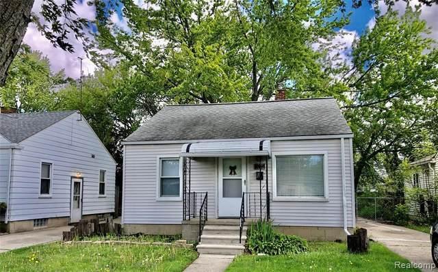 18549 Kenosha St, Harper Woods, MI 48225 (MLS #2210030035) :: Kelder Real Estate Group