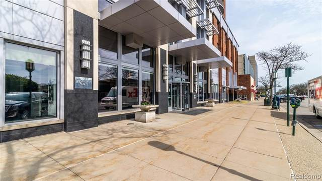 411 S Old Woodward Ave Unit#514, Birmingham, MI 48009 (MLS #2210029962) :: The BRAND Real Estate