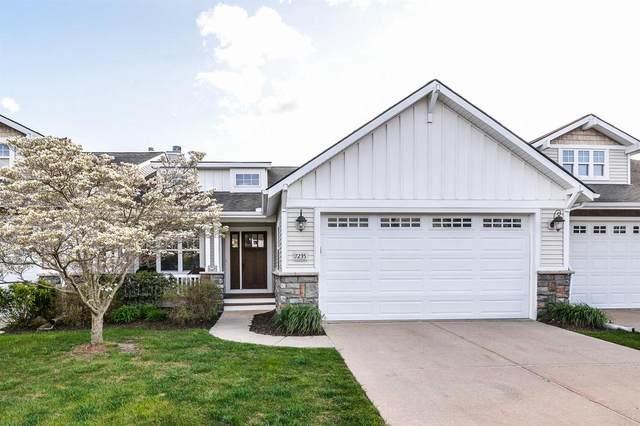 7235 Eaton Ct, Dexter, MI 48130 (MLS #3280617) :: The BRAND Real Estate