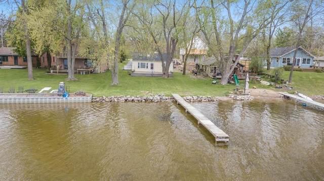 8590 Pellett Dr, Whitmore Lake, MI 48189 (MLS #3280650) :: Kelder Real Estate Group