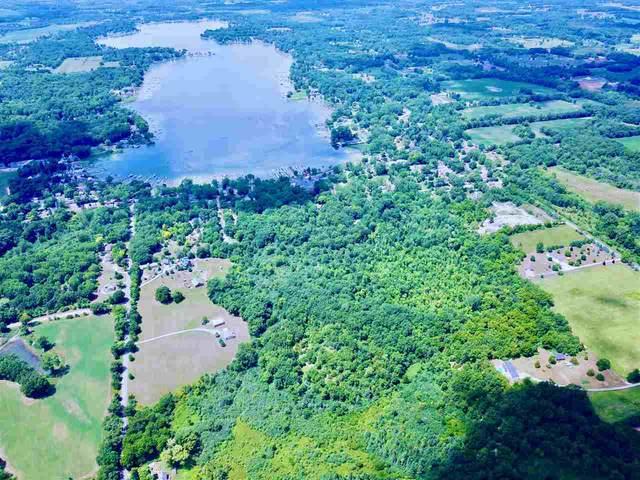 PARCEL 2 Ocean Beach Rd Parcel 2, Clarklake, MI 49234 (MLS #202101259) :: The BRAND Real Estate