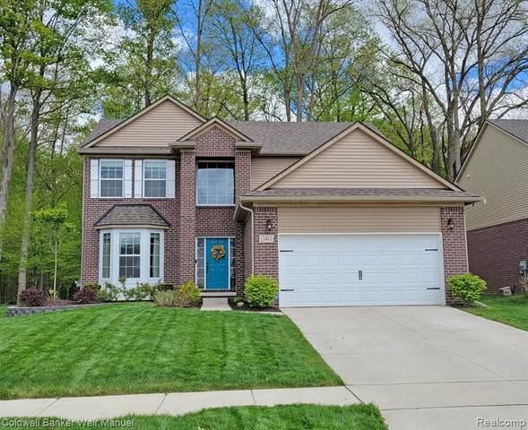 13401 Stamford Rd, Van Buren Twp, MI 48111 (MLS #2210033722) :: The BRAND Real Estate