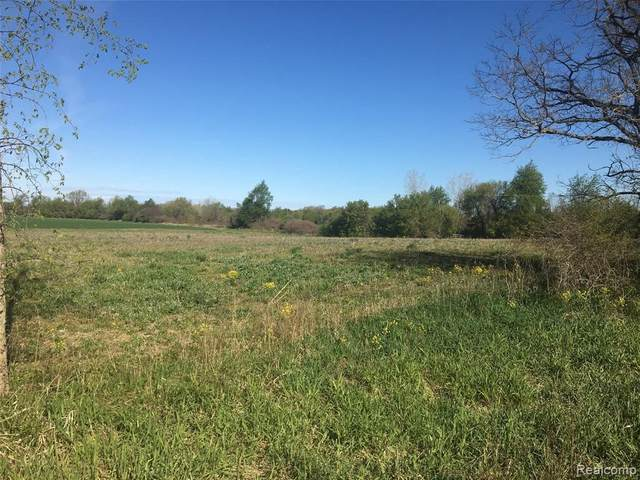 Parcel 5 Bishop Rd, Dryden, MI 48428 (MLS #2210033765) :: The BRAND Real Estate
