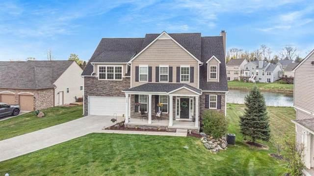 8560 Parkridge Dr, Dexter, MI 48130 (MLS #3280836) :: The BRAND Real Estate