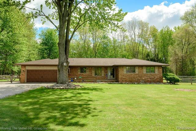 8517 Bunton Rd, Willis, MI 48191 (MLS #2210033997) :: The BRAND Real Estate