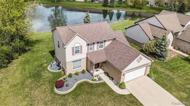 8167 Jeremy Rd, Belleville, MI 48111 (MLS #2210033532) :: The BRAND Real Estate