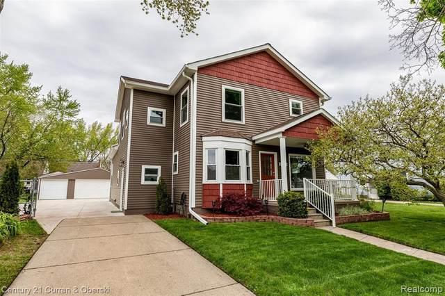 24420 Notre Dame St, Dearborn, MI 48124 (MLS #2210034332) :: The BRAND Real Estate