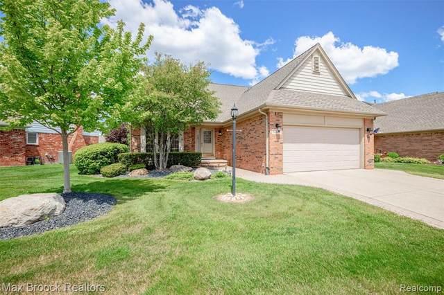 52878 Westcreek Dr Unit#159, Macomb, MI 48042 (MLS #2210034411) :: The BRAND Real Estate
