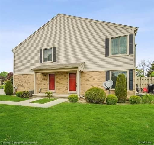 44736 Delaware Crt W, Clinton Township, MI 48038 (MLS #2210034524) :: The BRAND Real Estate