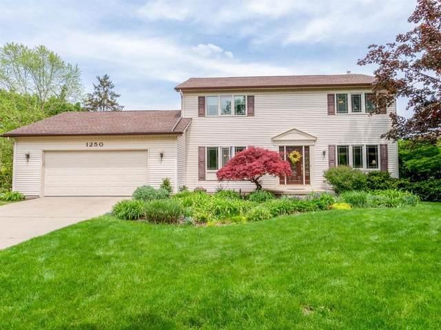 1250 Morehead Ct, Ann Arbor, MI 48103 (MLS #3280867) :: The BRAND Real Estate
