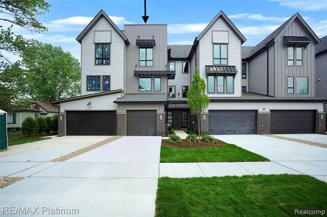 286 N First St, Brighton, MI 48116 (MLS #2210034876) :: The BRAND Real Estate