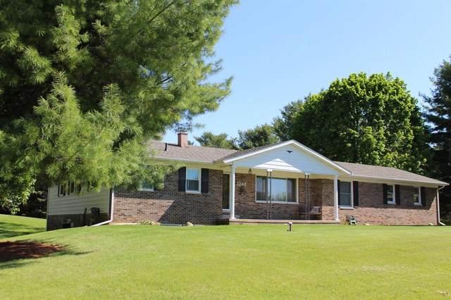 1246 Covington, Saline, MI 48176 (MLS #3280987) :: The BRAND Real Estate