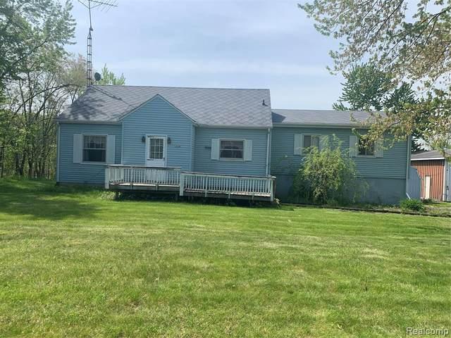 6507 Potter, Flushing, MI 48433 (MLS #2210036100) :: The BRAND Real Estate