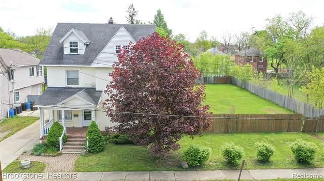 209 Florence St, Pontiac, MI 48341 (MLS #2200101323) :: The BRAND Real Estate