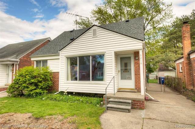 9216 Salem, Redford, MI 48239 (MLS #2210036188) :: Kelder Real Estate Group