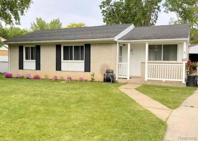 11193 Jackson St, Van Buren Twp, MI 48111 (MLS #2210040397) :: Kelder Real Estate Group