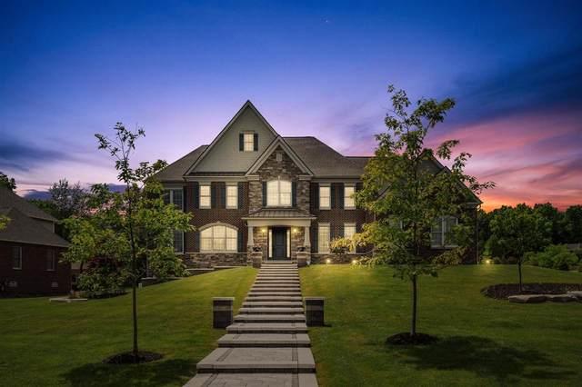 2275 Highland Dr, Ann Arbor, MI 48105 (MLS #3281176) :: Kelder Real Estate Group