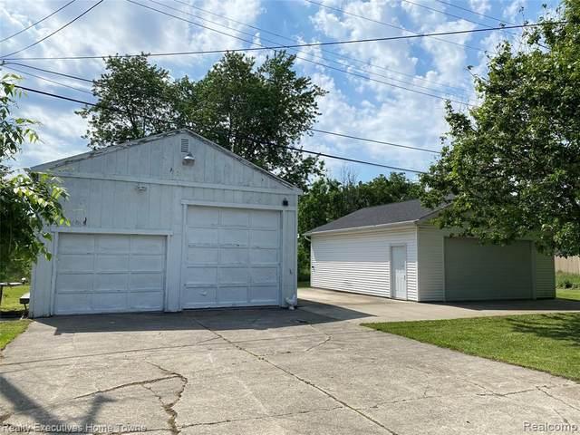 433 Rural St, Port Huron, MI 48060 (MLS #2210042102) :: The Tom Lipinski Team at Keller Williams Lakeside Market Center