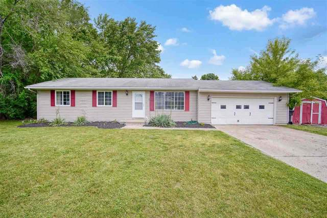 6388 Skylark Dr, Jackson, MI 49201 (MLS #202101721) :: Kelder Real Estate Group