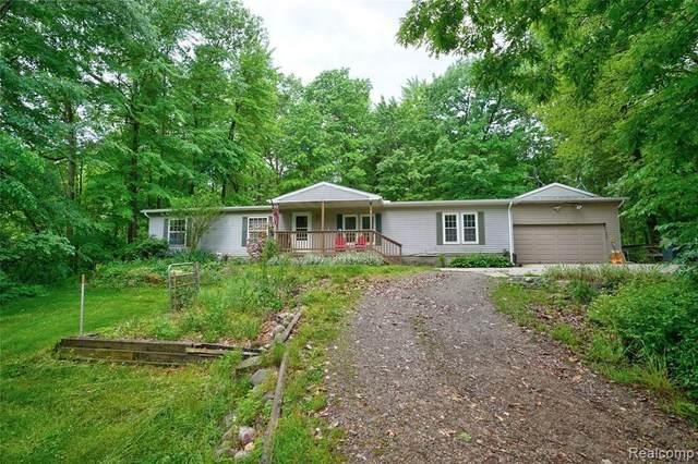 4455 Ormond Rd, Davisburg, MI 48350 (MLS #2210042284) :: Kelder Real Estate Group