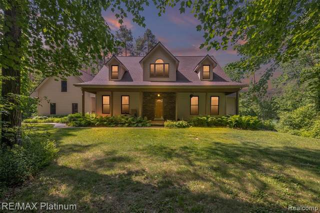 4664 Hinchey Rd, Howell, MI 48843 (MLS #2210044412) :: The BRAND Real Estate