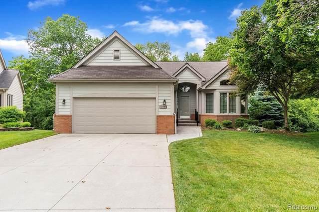 47796 Arbor Trail, Northville, MI 48168 (MLS #2210045118) :: The BRAND Real Estate