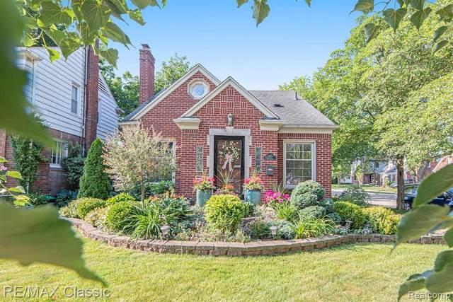 23151 Arlington St, Dearborn, MI 48128 (MLS #2210044910) :: The BRAND Real Estate