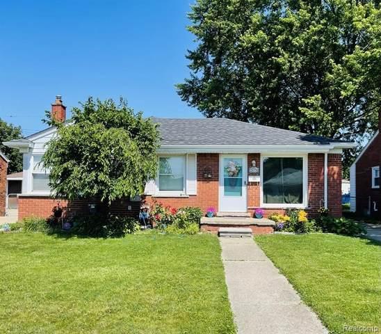 28370 Fountain St, Roseville, MI 48066 (MLS #2210045101) :: The BRAND Real Estate