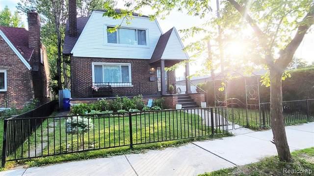 4891 Bishop St, Detroit, MI 48224 (MLS #2210045227) :: Kelder Real Estate Group