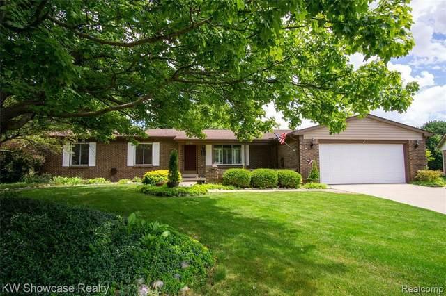 22118 Wingate Crt, Farmington Hills, MI 48335 (MLS #2210046105) :: Kelder Real Estate Group