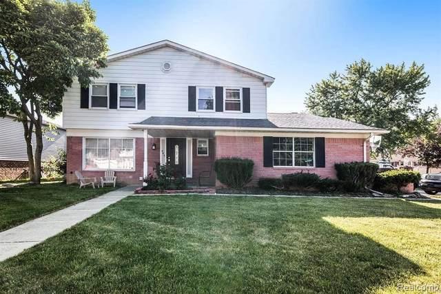 469 Plainfield St, Dearborn Heights, MI 48127 (MLS #2210045456) :: Kelder Real Estate Group