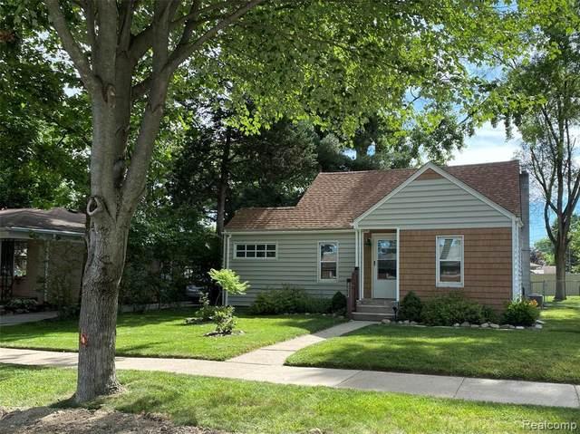 8004 Nightingale St, Dearborn Heights, MI 48127 (MLS #2210044687) :: Kelder Real Estate Group