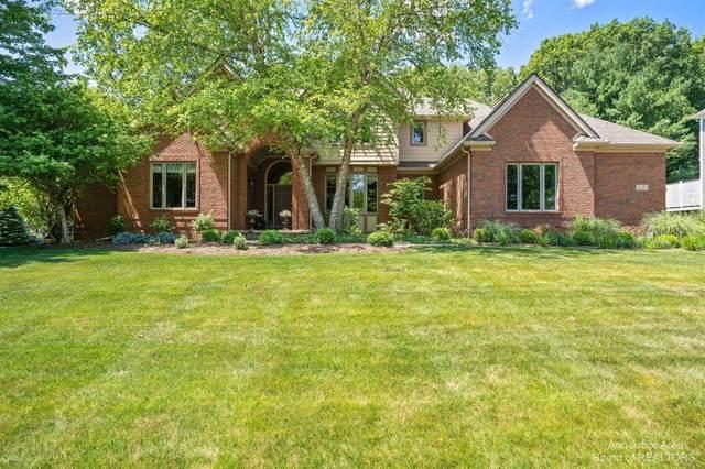 2629 White Oak Dr, Ann Arbor, MI 48103 (MLS #3281764) :: Kelder Real Estate Group
